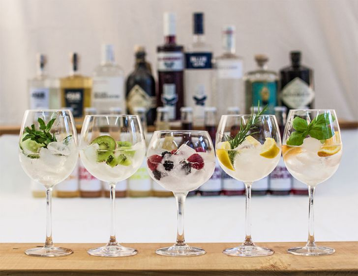 Gin Cocktails (c) STADTBEKANNT