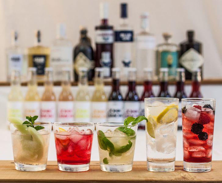 Gin Cocktails tumblr (c) STADTBEKANNT