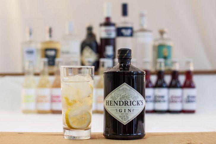 Gin Tonic Hendricks (c) STADTBEKANNT