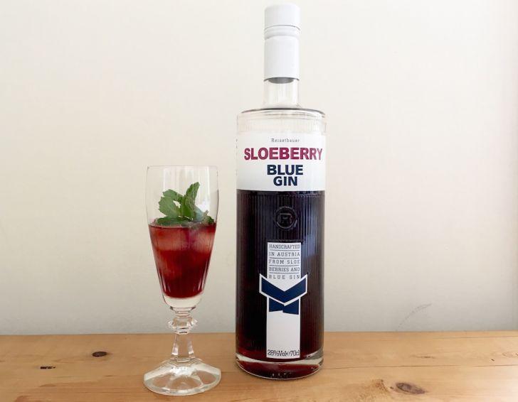 Sloeberry Blue Gin Gewinnspiel (c) STADTBEKANNT