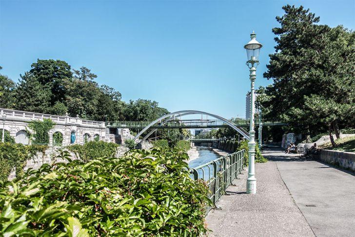 Stadtpark Brücke (c) STADTBEKANNT