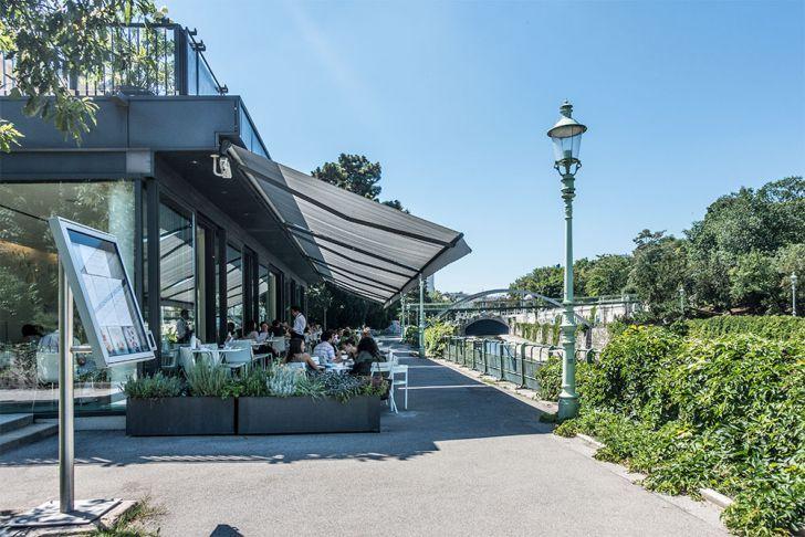 Stadtpark Meierei im Stadtpark (c) STADTBEKANNT