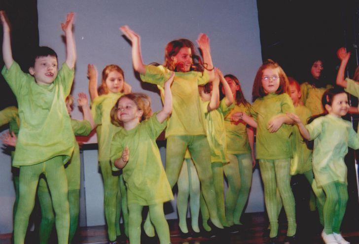 Tanzschule Mühlsiegl Kinderkurs