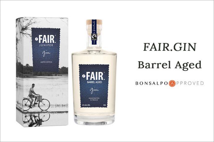 Bonsalpo FAIR Gin barrel aged (c) FAIR