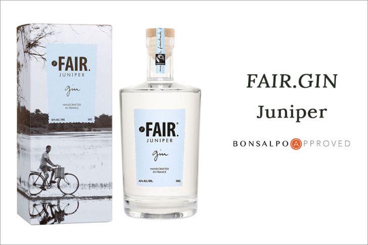 Bonsalpo FAIR Gin Juniper (c) FAIR