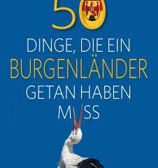 50 Dinge, die ein Burgenländer getan haben muss Cover