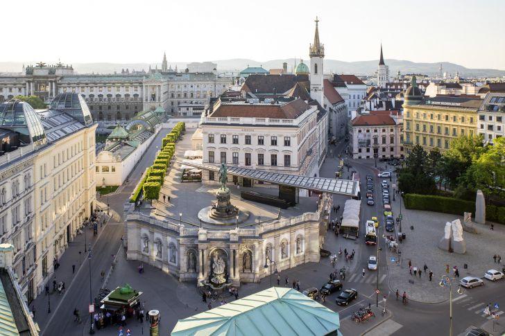 Albertina (c) Wien Tourismus - Christian Stemper