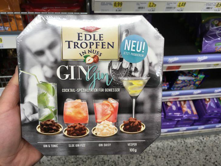 Gin Pralinen (c) STADTBEKANNT