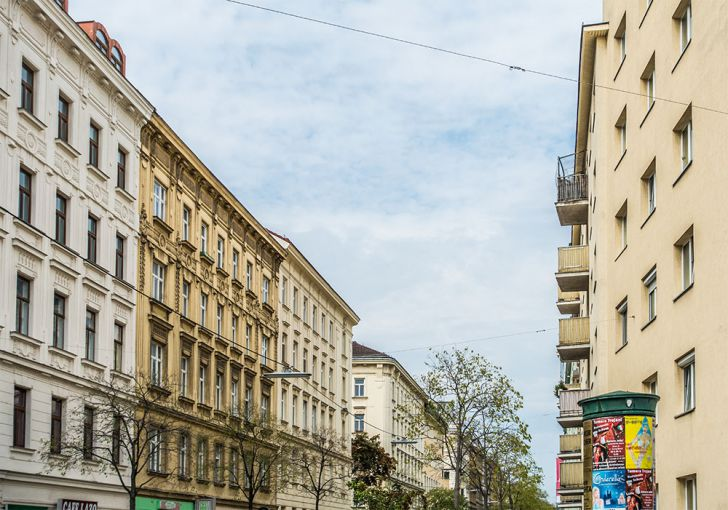 Häuser 1030 Wien (c) STADTBEKANNT
