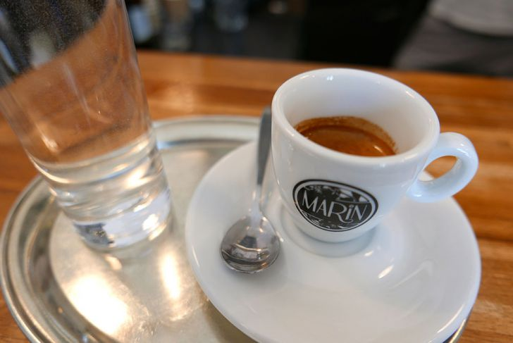 Marin Espressobar Kaffee Wasser (c) STADTBEKANNT Wetter-Nohl