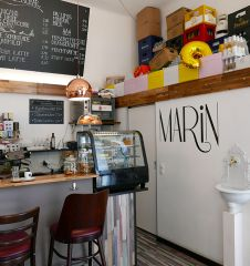 Marin Espressobar Lokal (c) STADTBEKANNT Wetter-Nohl