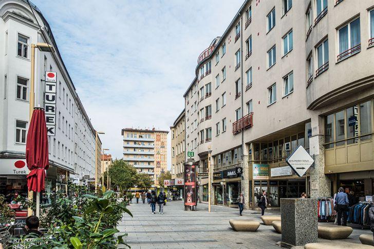 Meidlinger Hauptstrasse (c) STADTBEKANNT