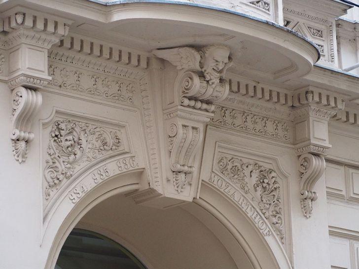 Mozart -Sterbehaus (c) STADTBEKANNT Pitzer