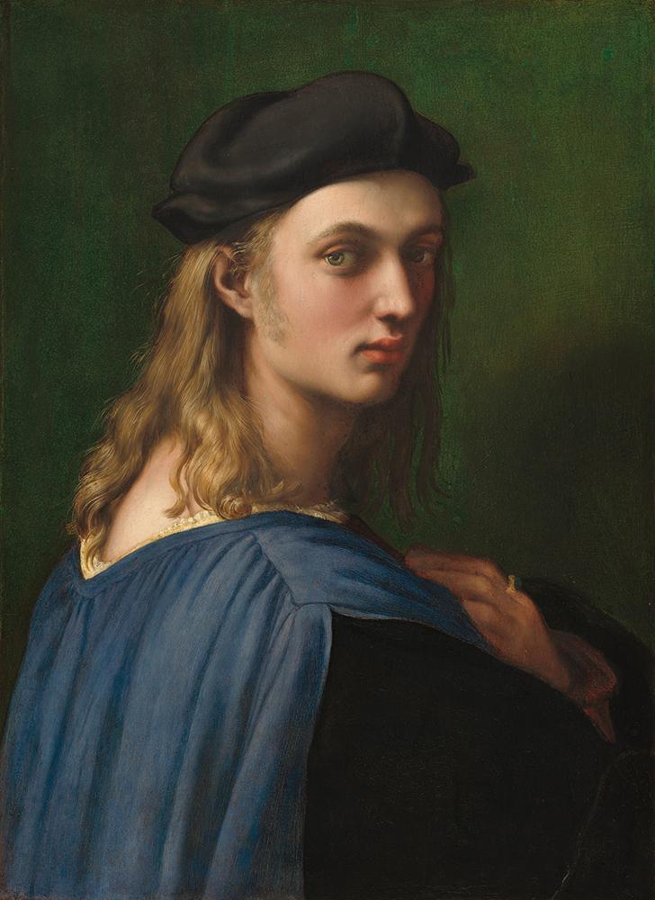 Raffael, Porträt des Bindo Altoviti, ca. 1514-1515, Öl auf Holz (c) National Gallery of Art, Washington
