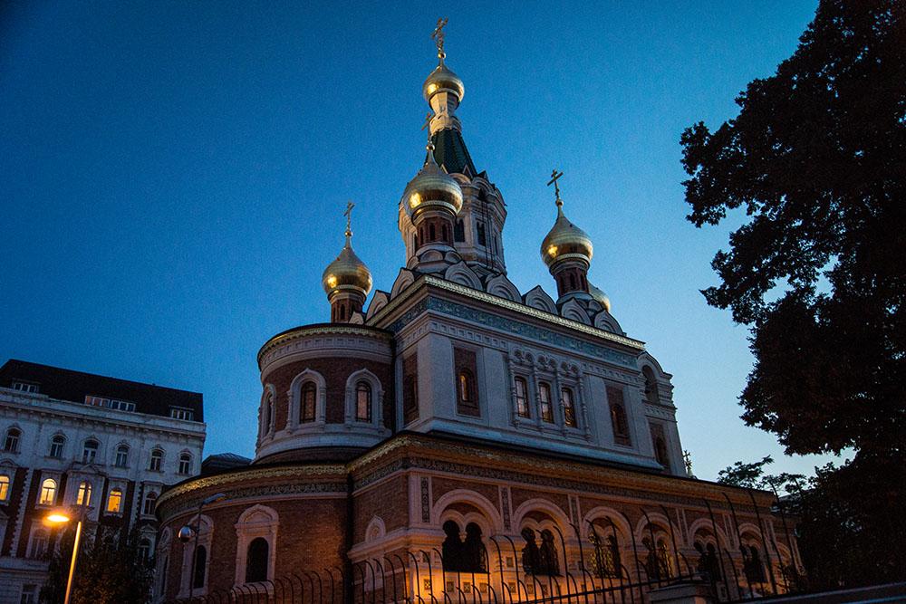 Russisch-orthodoxe Kirche (c) STADTBEKANNT Zohmann