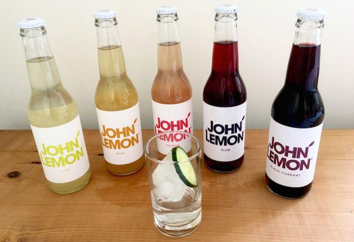 John Lemon Gin (c) STADTBEKANNT