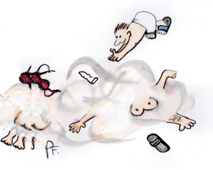 Schnackseln wie ein echter Wiener (c) STADTBEKANNT Patricia Fontanesi