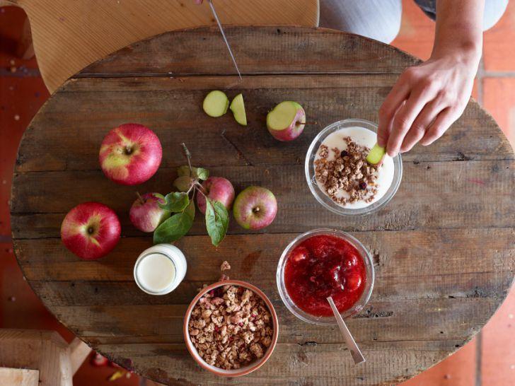 Verival Frühstückstisch (c) Verival