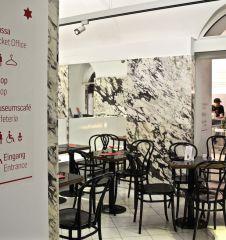 Café Eskeles Museum Lokal (c) STADTBEKANNT