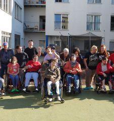 Gruppenfoto (c) Wohnverbund 18 / komit.at