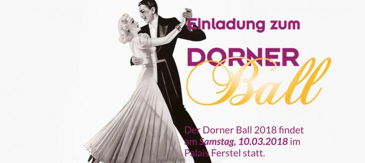 Dorner Ball 2018
