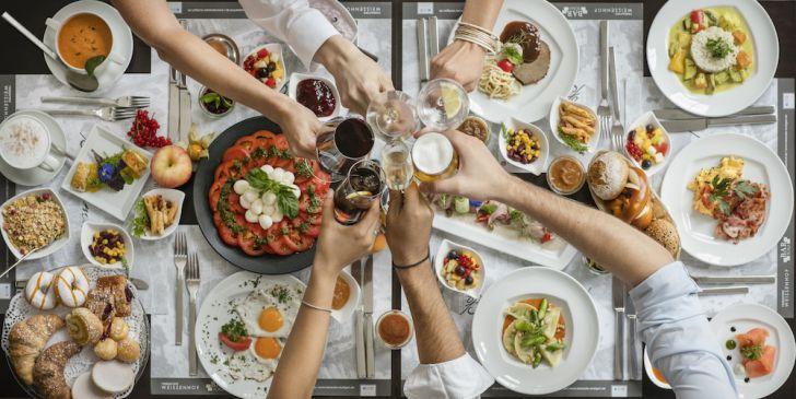 Frühstücken in einem ARCOTEL Hotel (c) ARCOTEL Hotels & Resorts GmbH