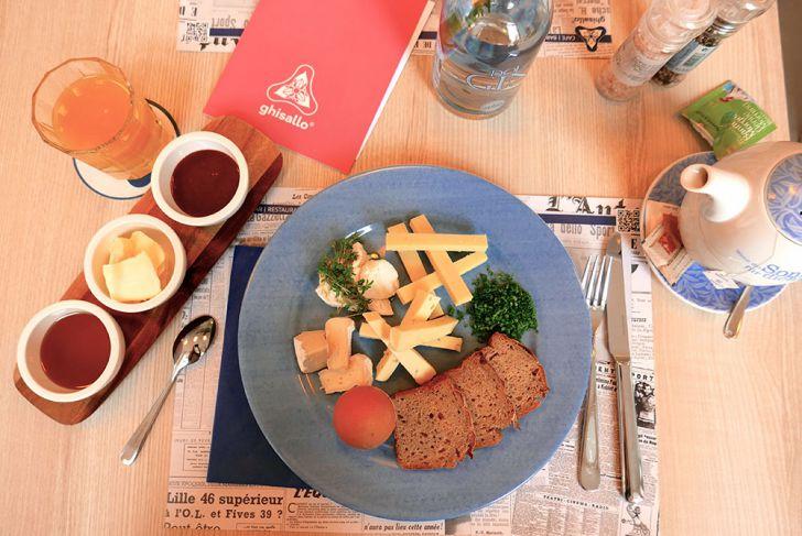 Ghisallo Frühstück (c) STADTBEKANNT Wetter-Nohl