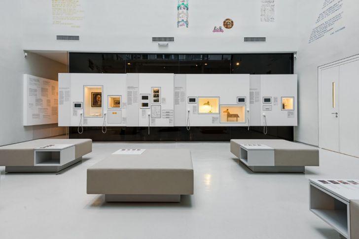 JMW Dauerausstellung Atrium (c) Klaus Pichler