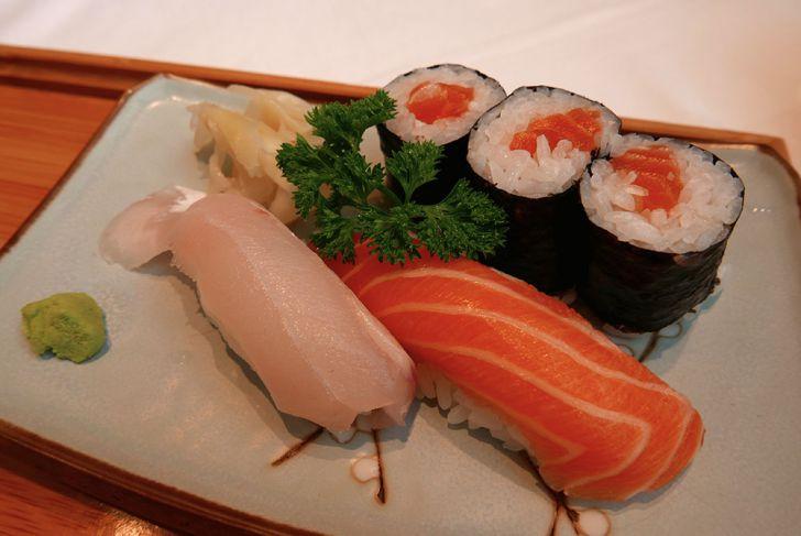 Koinonia Plus Sushi (c) STADTBEKANNT Wetter-Nohl