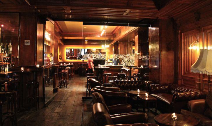 Kruger's American Bar Lokal (c) STADTBEKANNT Hofinger