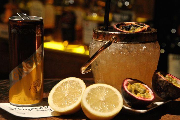 Kruger's American Bar Kruger's Surprise Cocktail (c) STADTBEKANNT