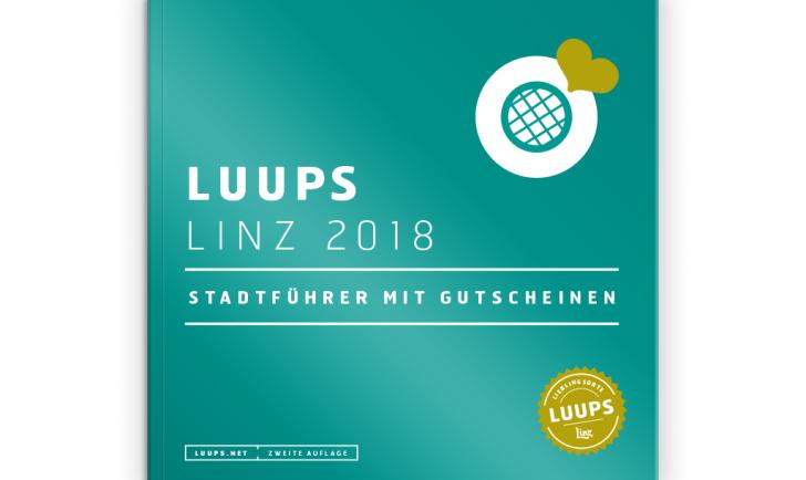 LUUPS Linz Cover