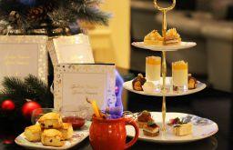 Weihnachtlicher Afternoon Tea (c) Palais Hansen Kempinski