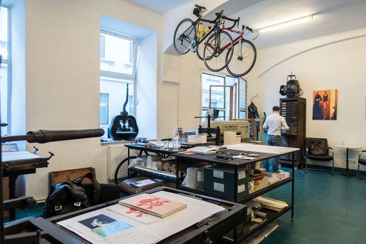 Schusterjunge Letterpress Buchdruckerei (c) STADTBEKANNT