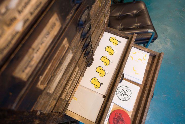 Schusterjunge Letterpress Produkte (c) STADTBEKANNT