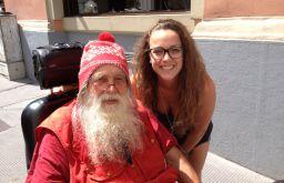 Travelling Santa (c) STADTBEKANNT