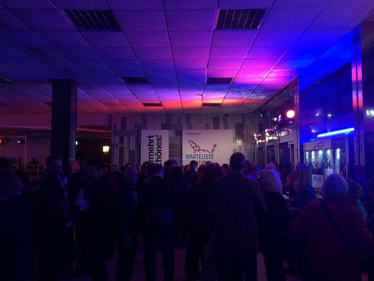 Viennale 2017 Gartenbaukino Foyer (c) STADTBEKANNT Kerschbaumer