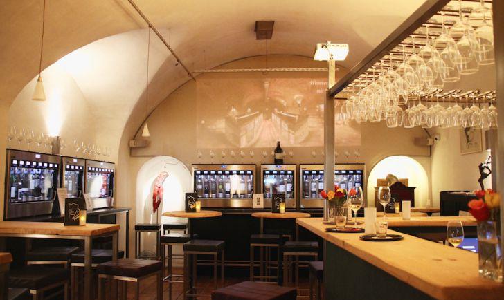 Villon Weinkeller Bar (c) STADTBEKANNT