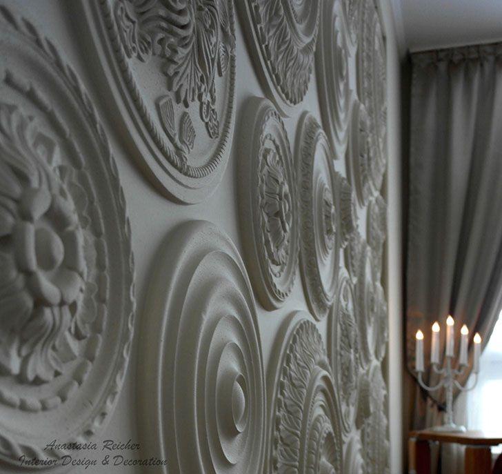 Wandgestaltungschlafen Anastasia Interior (c) Anastasia Interior