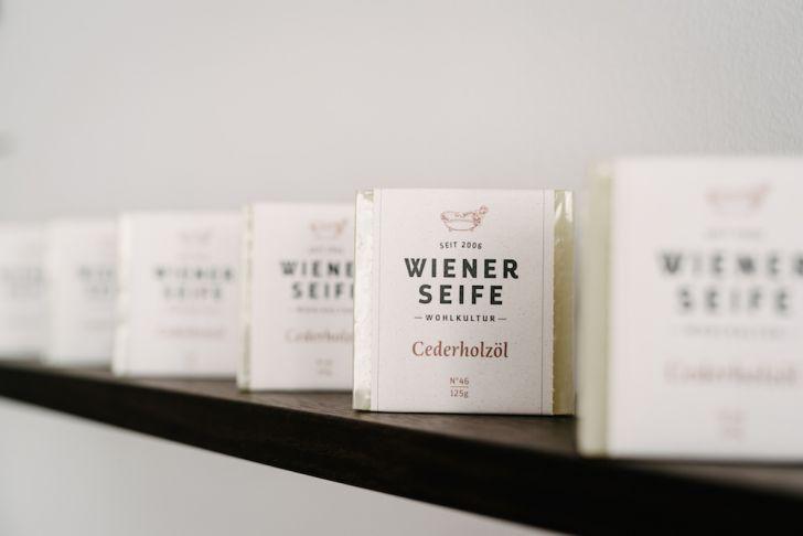 Wiener Seife Cedernholz (c) Wiener Seife