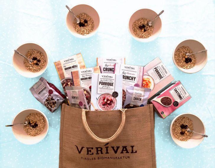 Verival Frühstückspackage (c) Verival