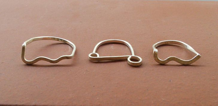 Schmuckladen Ringe (c) Ilga Zemann