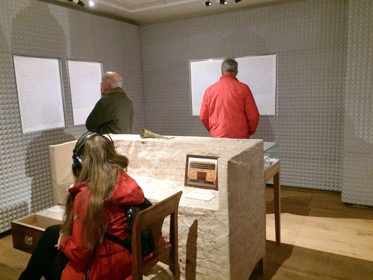Beethoven Museum Ausstellungsraum (c) STADTBEKANNT Kerschbaumer