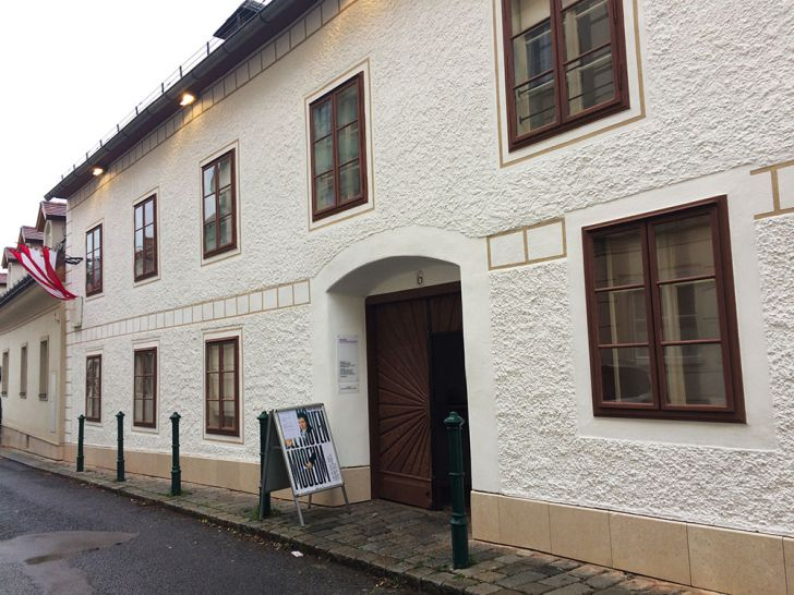 Beethoven Museum Eingang (c) STADTBEKANNT Kerschbaumer