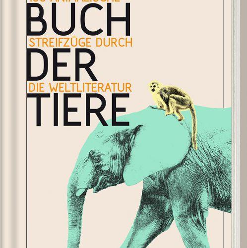 Cover – Das Buch der Tiere (c) Edtion Atelier