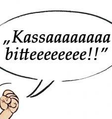 Kassa bitte - Wienerisch (c) STADTBEKANNT