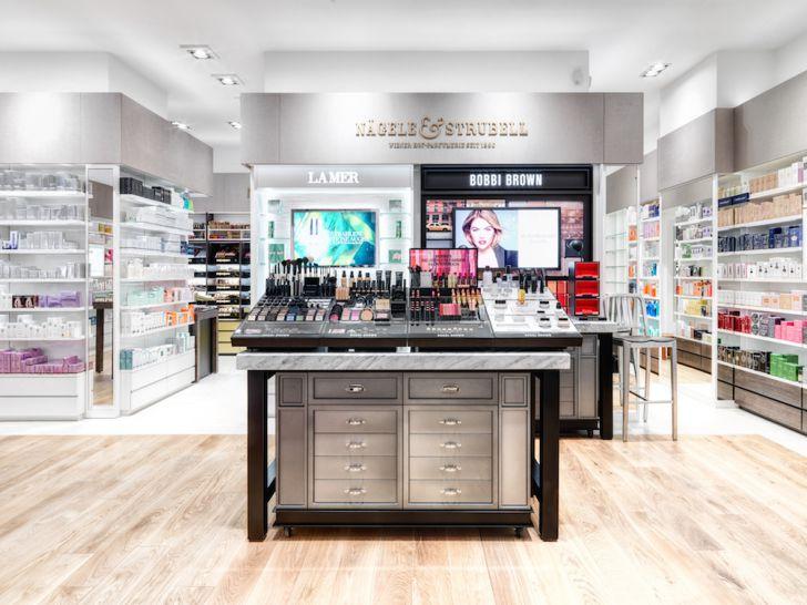Nägele & Strubell Graben Shop (c) Nägele & Strubell
