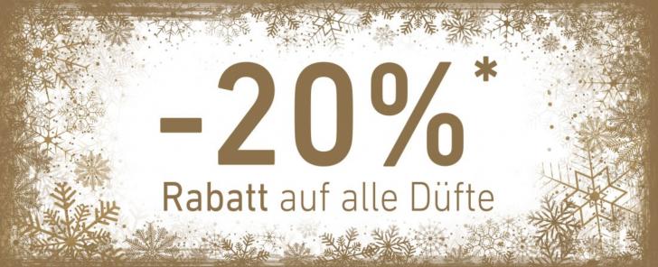 Nägele & Strubell Weihnachtsrabatt (c) Nägele & Strubell