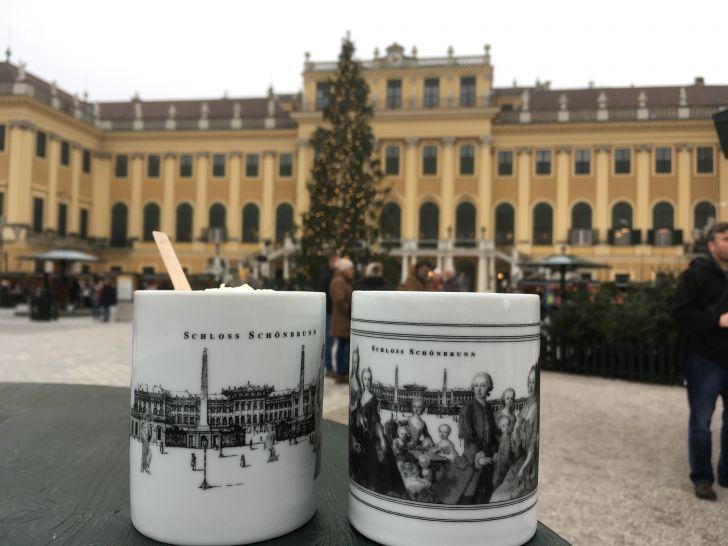 Punsch Schönbrunn (c) STADTBEKANNT