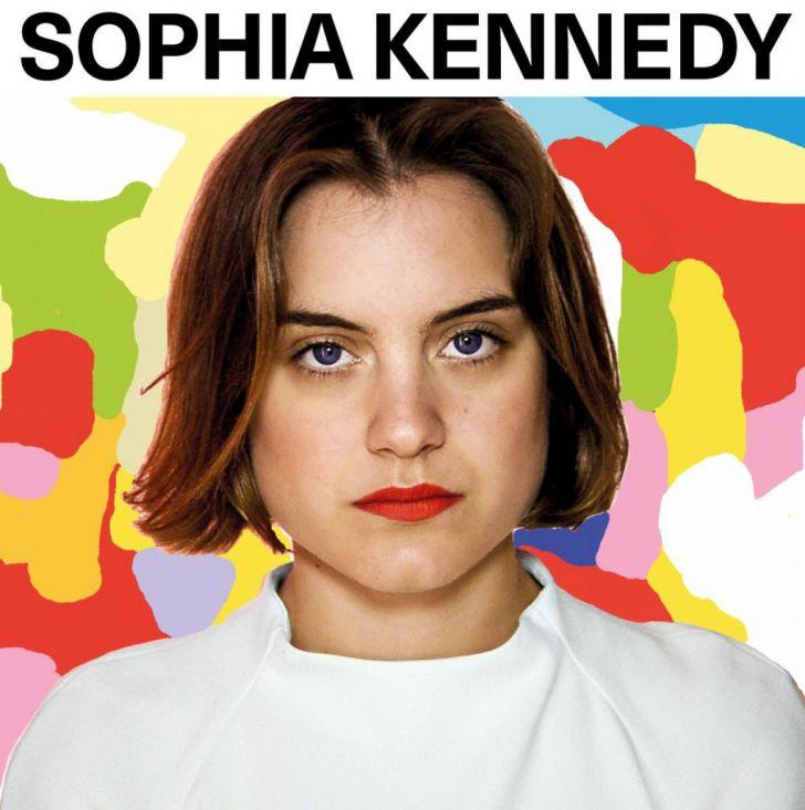 Sophia Kennedy Plattencover (c) Literaturfestival